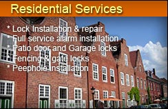 Oregon City Locksmith Residential Services